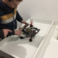 """Отзыв о Шоу-выставка роботов """"Smart robots"""": Кратко о нашем походе на выставку"""