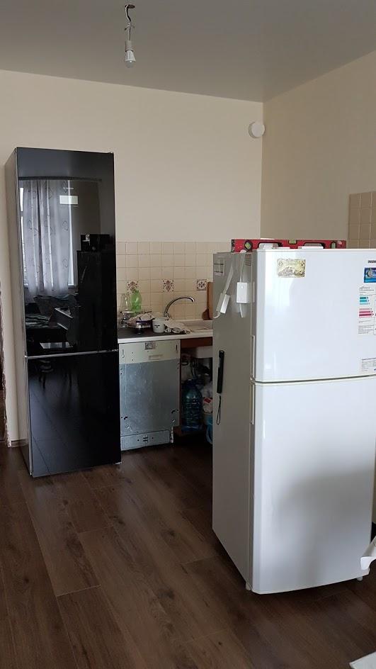 COMFY - покупка премиум холодильникаBOSCH KGN39LB35U
