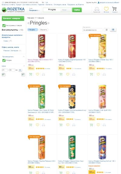 modnaKasta - А цены то завышены .