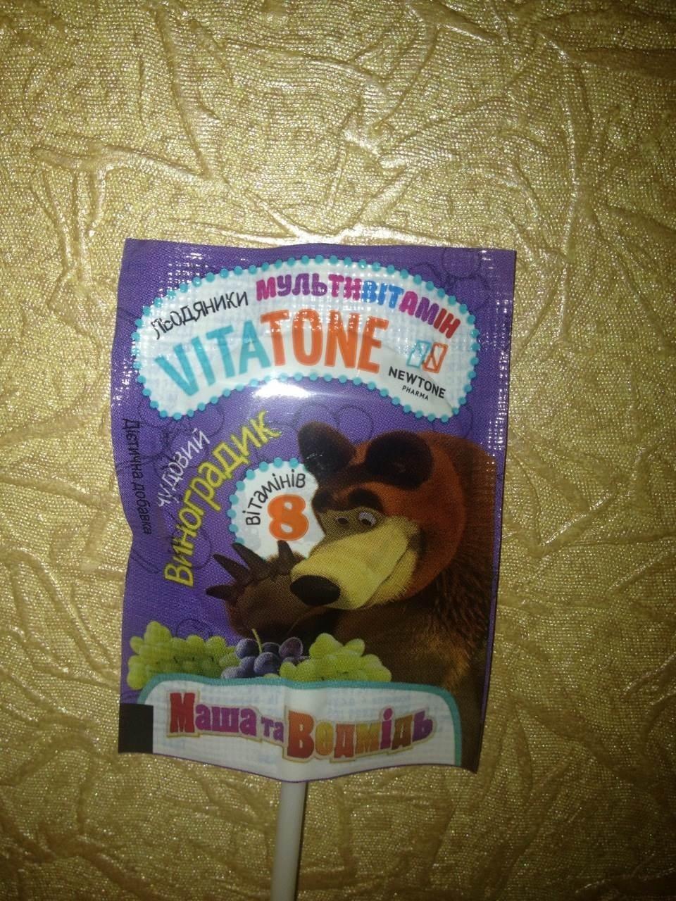 Витамины VitaTone мультивитамин - Вітаміни Vitatone