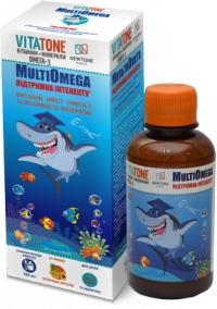 VitaTone витамины для детей с комплексом Омега-3