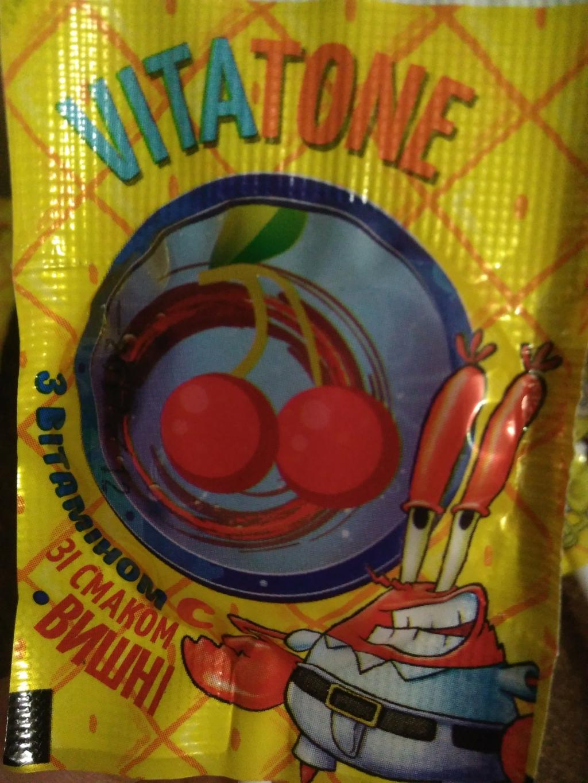 VitaTone леденцы c витаминами - Полезные витамины
