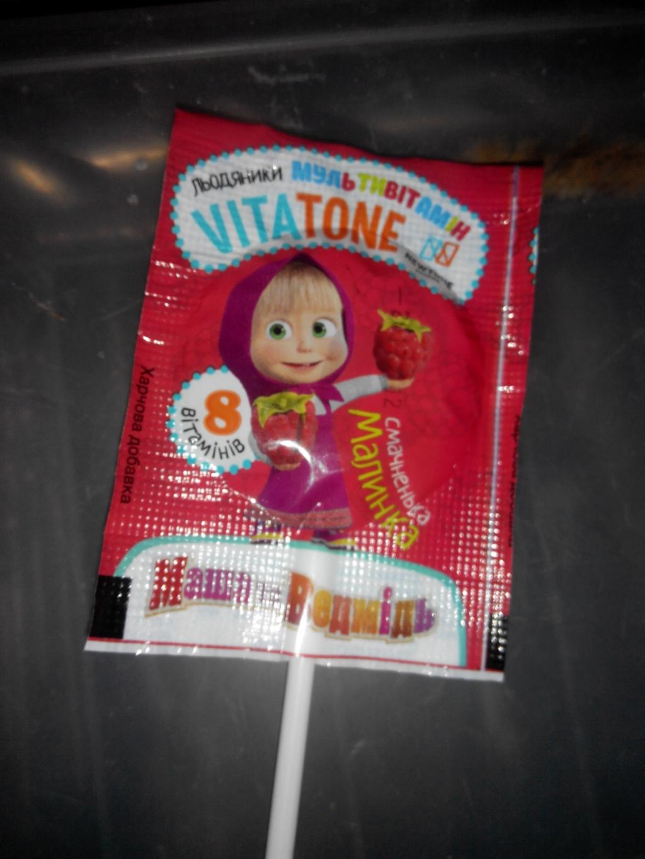 VitaTone леденцы c витаминами - Отзыв о Леденцы c витаминами VitaTone.Чудові вітамінчики