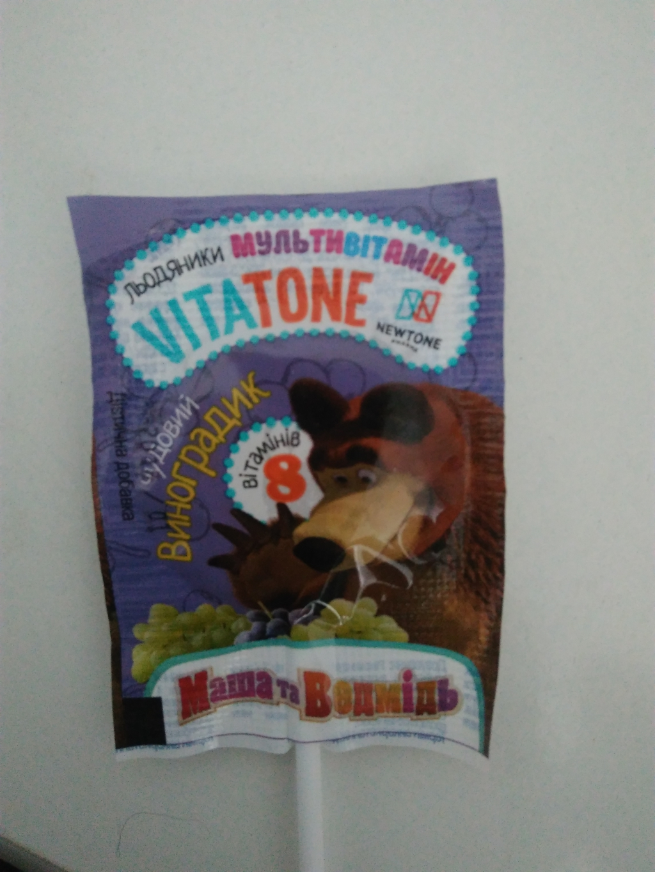 VitaTone леденцы c витаминами - Витаминки Леденцы