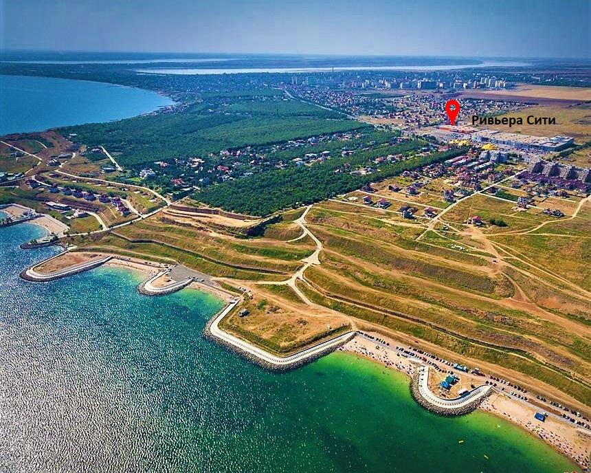Жилой комплекс у моря в Одессе - Ривьера Сити - Как далеко до моря? 15 мин.пешком :)