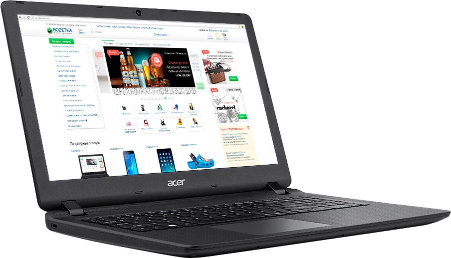 Розетка - интернет-магазин (rozetka.ua) - Acer Aspire ES1-533-C3ZX (NX.GFTEU.004) Black