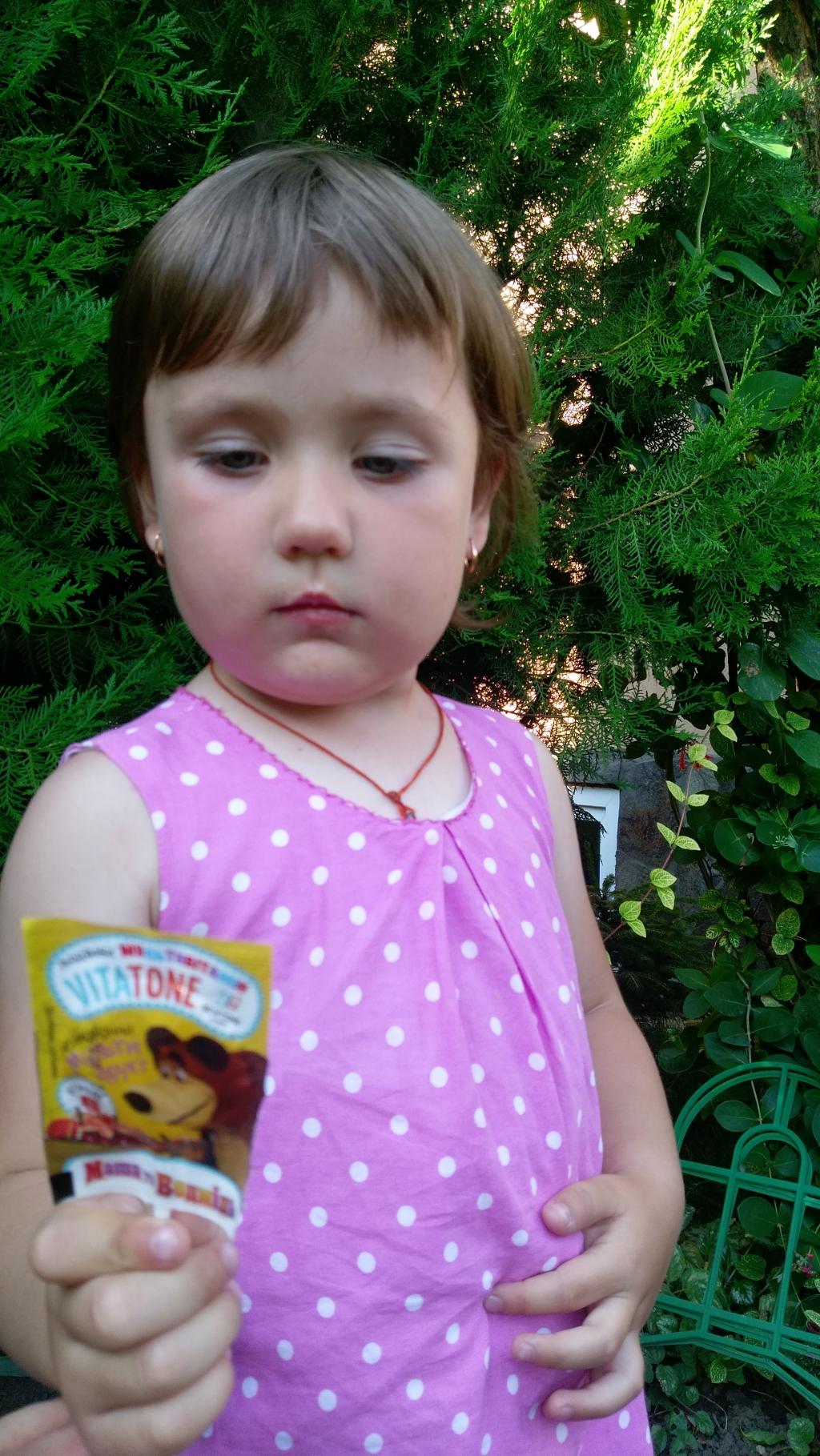 Витамины VitaTone - Палочка-выручалочка