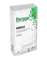 Декоративная штукатурная смесь Bergge Minerale