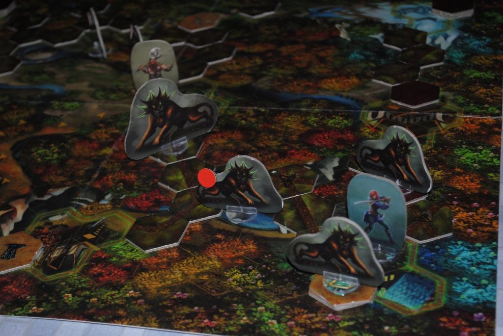Лес - легенда о мантикоре