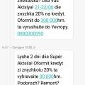 Отзыв о UniCredit Bank (Укрсоцбанк): Быдлобанк с СМС спамом своих говноуслуг