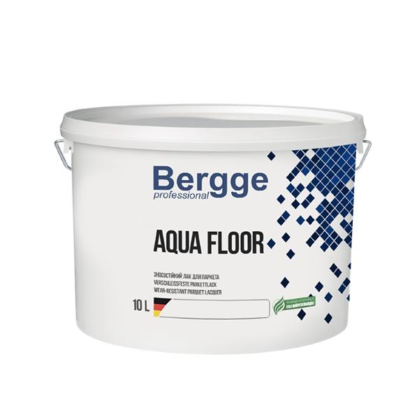 Лак для паркета Bergge Aqua Floor