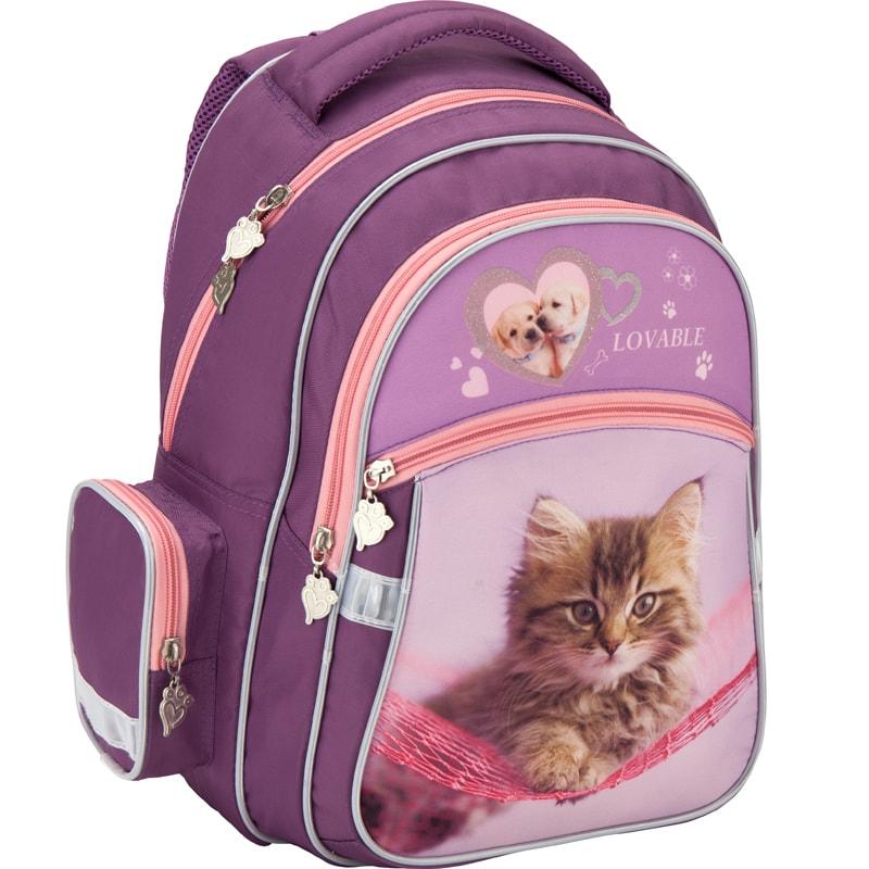 Интернет-магазин Хороший мир (Bonmonde) - Ранец для девочки R17-522S