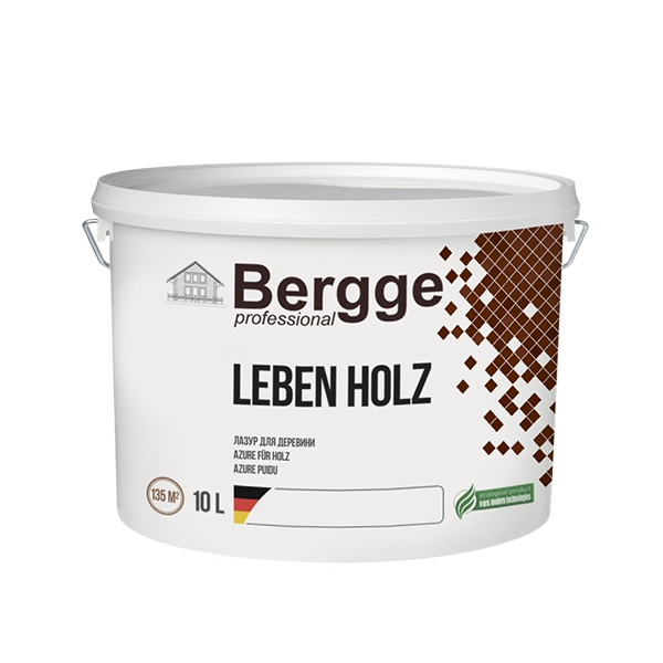 Лазурь для дерева BERGGE LEBEN HOLZ