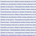 Отзыв о rabota.ua: Безрамотный сайт - rabota.ua!!!