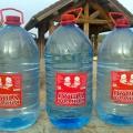 Отзыв о МегаМаркет: Мутная бутилированная вода