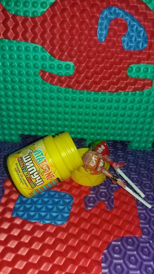 VitaTone Kids шипучие мультивитамины - Vitamin vitaton (шипучие)