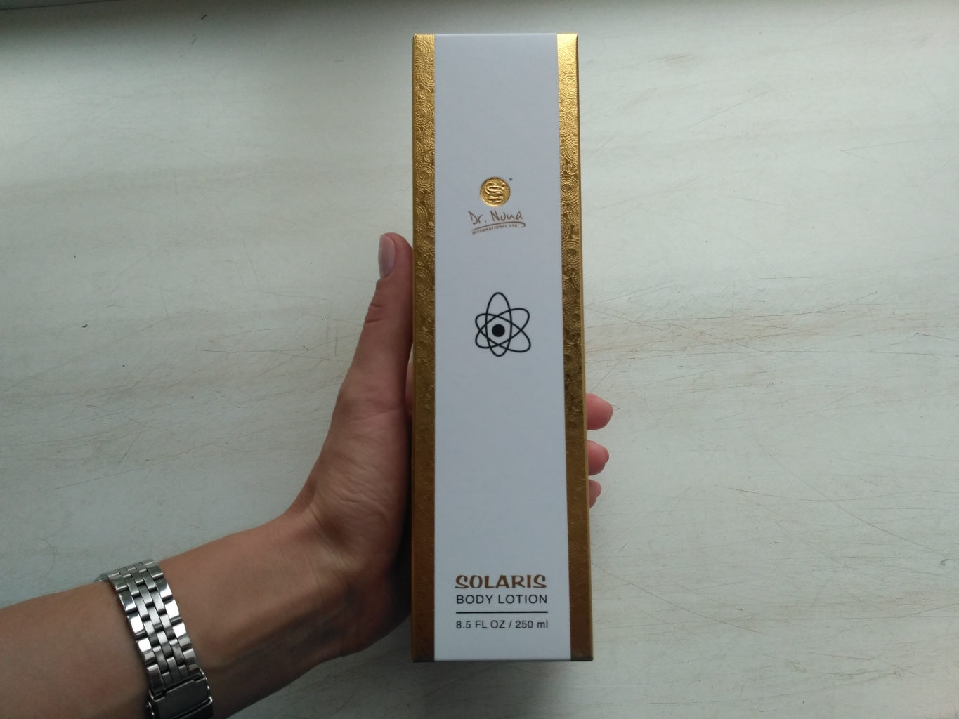 Лосьон для тела Солярис Доктор Нона/ Body Lotion Solaris Dr.Nona