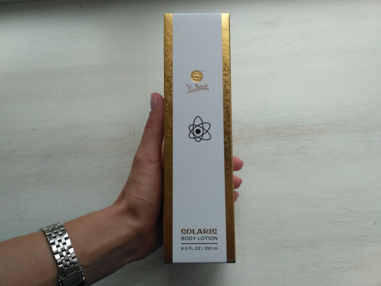Лосьон для тела Солярис Доктор Нона/ Body Lotion Solaris Dr.Nona - Лосьон для тела Солярис эффективный крем для лица