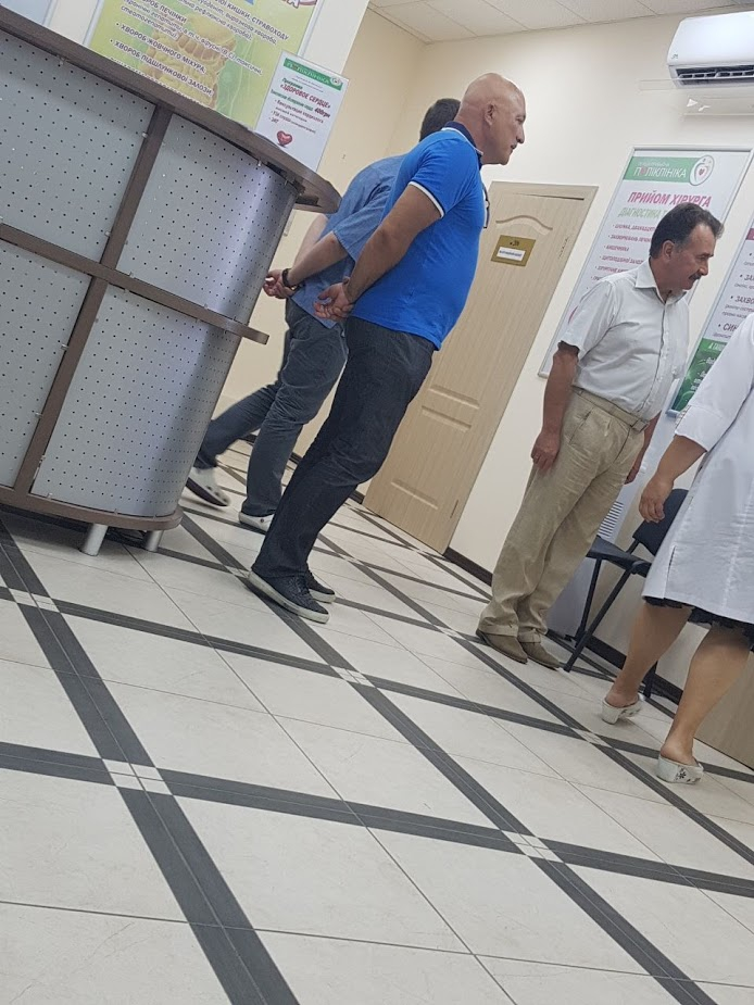 Первая частная поликлиника Херсон - Теперь мы знаем где лечится Мыколаенко!