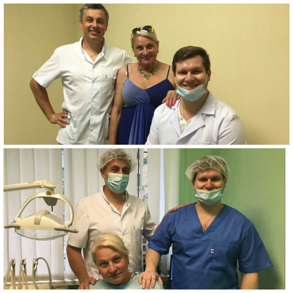 Стоматология Олимп-С - Спасибо докторам побеждающим болезни