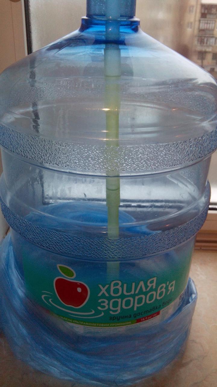 Питьевая вода Хвиля Здоров'я - Вопрос качества?