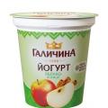 Йогурт густий яблуко-кориця отзывы