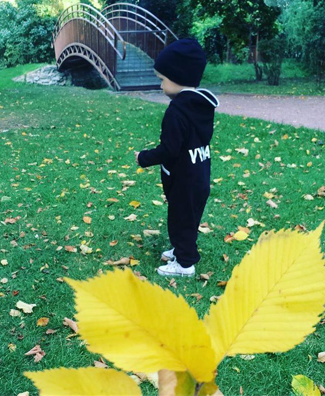 Паркове місто - Осень