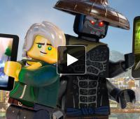 Лего фильм Ниндзяго 2017