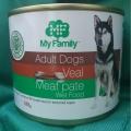 TM My Family корм для собак отзывы