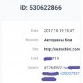 """Отзыв о autoshini.com: """"Какая разница, что мы там прислали, это же не хлеб, вам же их не кушать""""...Испорченное настроение и мигрень-результат покупки в autoshini.com"""