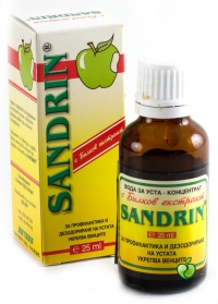 Сандрин ополаскиватель для полости рта