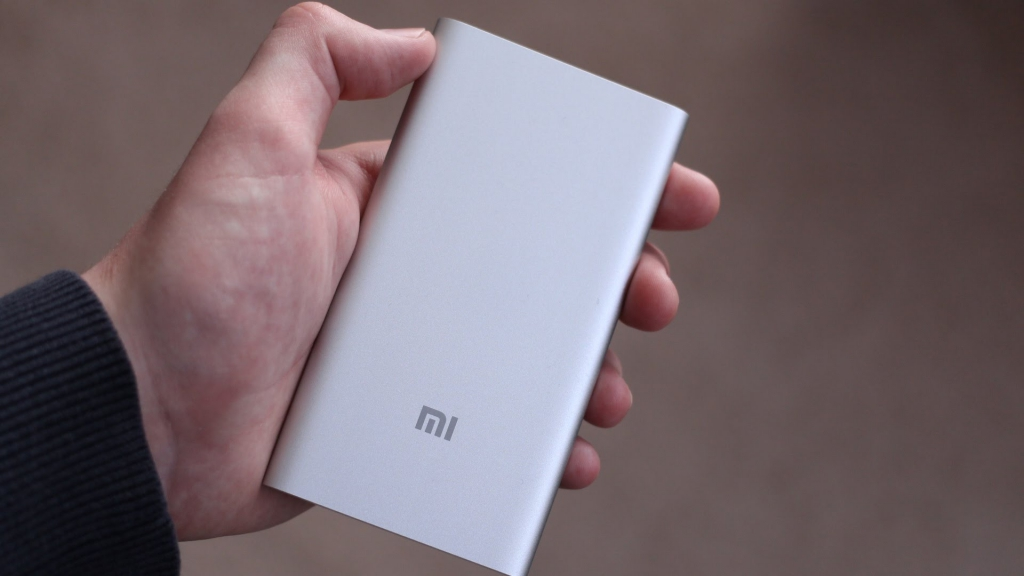 Интернет-магазин Цитрус (citrus.ua) - Портативная батарея Xiaomi Power Bank 5000mAh (NDY-02-AM) Silver