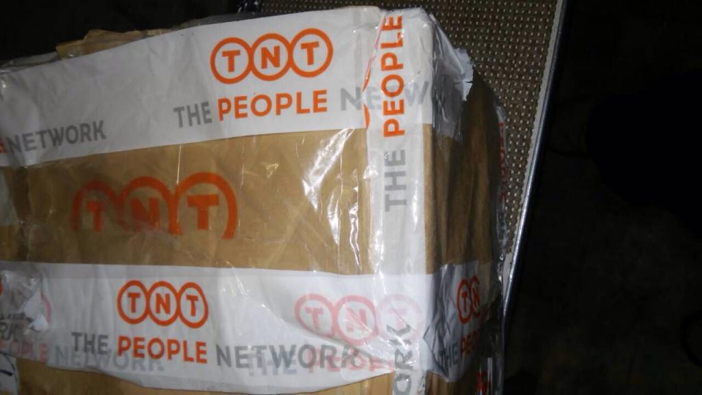 TNT Express в Украине - Компания по доставке неприятностей