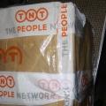 Отзыв о TNT Express в Украине: Компания по доставке неприятностей