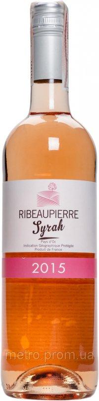 Вино Ribeaupierre Syrah Rose