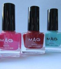 Лак для ногтей M.A.G.
