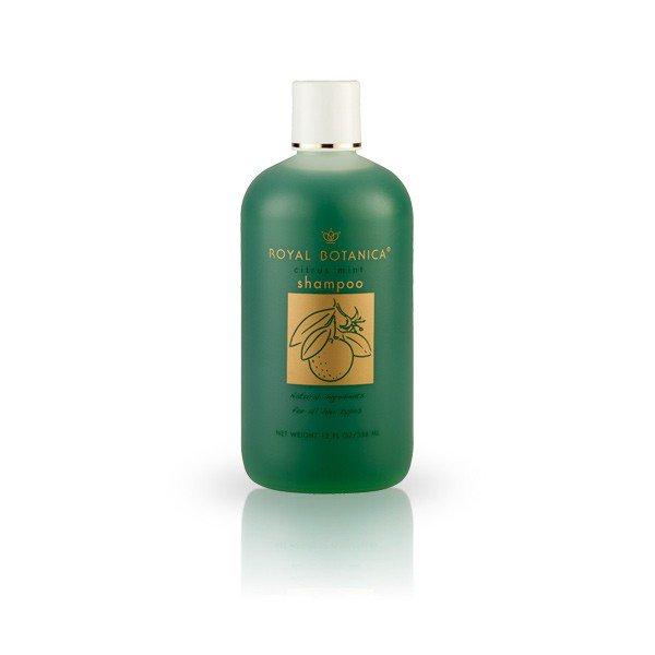 Шампунь Royal Botanica для волос цитрусово-мятный