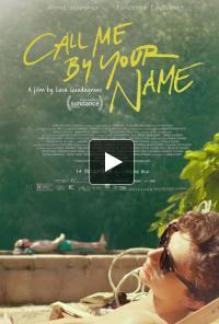 Фильм Зови меня своим именем