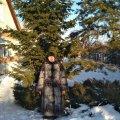 Отзыв о Интернет-магазин artfur.com.ua: Заказала шубу из экомеха , под чернобурку