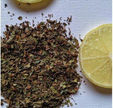 Чай TEABOX Насыщенный и согревающий чай Зелёный Тулси