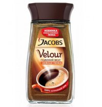 Кофе Jacobs Velour