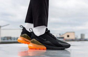 Кроссовки Nike Air Max 270 – переворот традиций