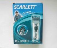Машинка для стрижки волос Скарлетт