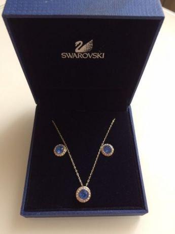 интеренет магазин swan-luxury.com - Довольна покупкой комплекта Swarovski на сайте swan-luxury.com