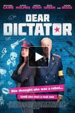 Фильм Мой друг - диктатор (Дорогой диктатор) 2018