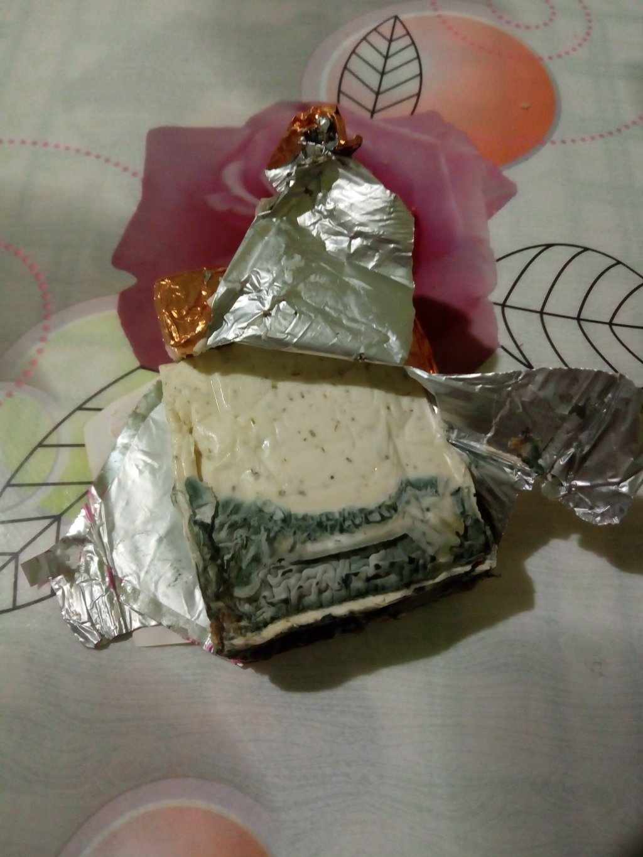 """Велмарт - """"Сыр с плесенью""""-новый вид в ассортименте Звени Гора"""