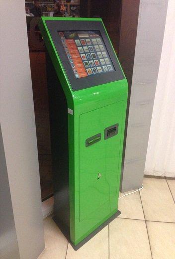 """Каталог моделей платежных терминалов Moneybox.net.ua - Модель терминала """"Внутренний"""" , производство Moneybox.net.ua"""