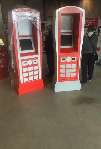 Каталог моделей платежных терминалов Moneybox.net.ua -