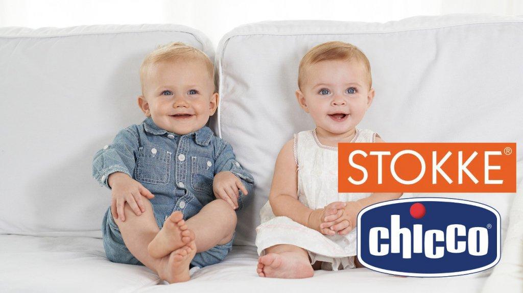 Ремонт детских колясок Stokke и Chicco в Киеве