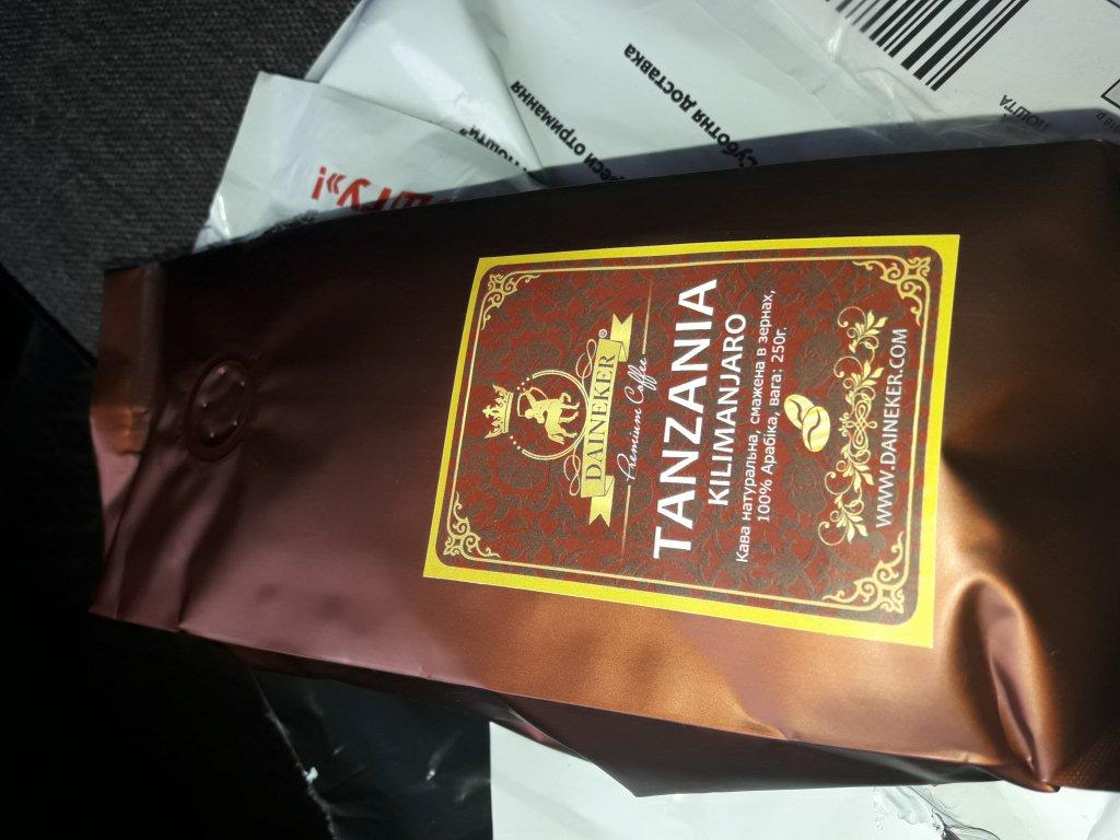 Daineker Premium coffee - Отличный кофе, рекомендую!